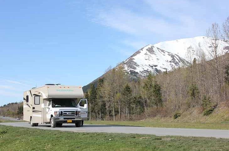 how to charge RV batteries with a generator