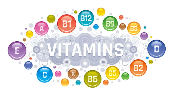 Vitamins The Right Choice