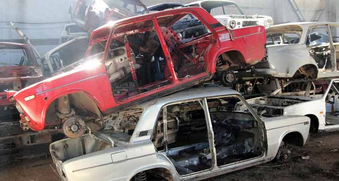 What is the Worth of Scrap Metal of your Car