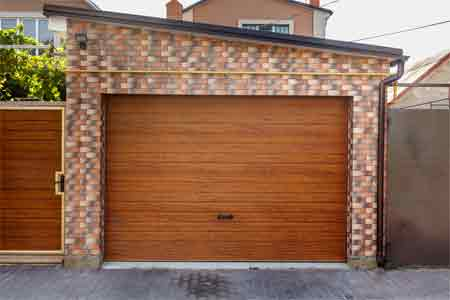 Is the auto-reverse system available with all garage doors